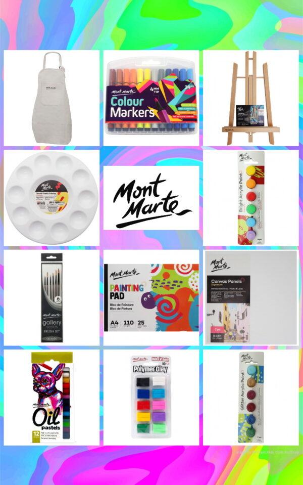 Creative Kids Art Kit Package 2