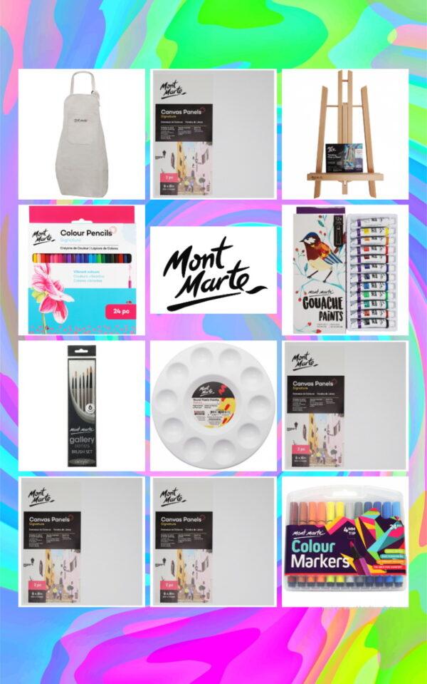 Creative Kids Art Kit Package 4