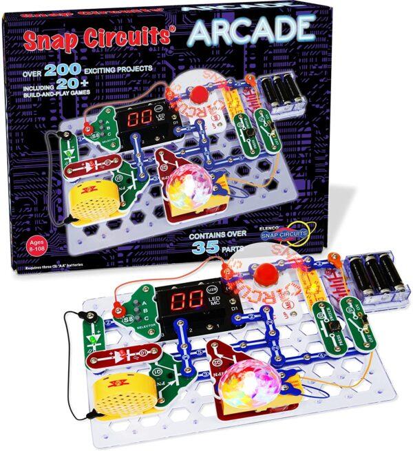 Creative Kids Voucher STEM Kit Snap Circuit Arcade