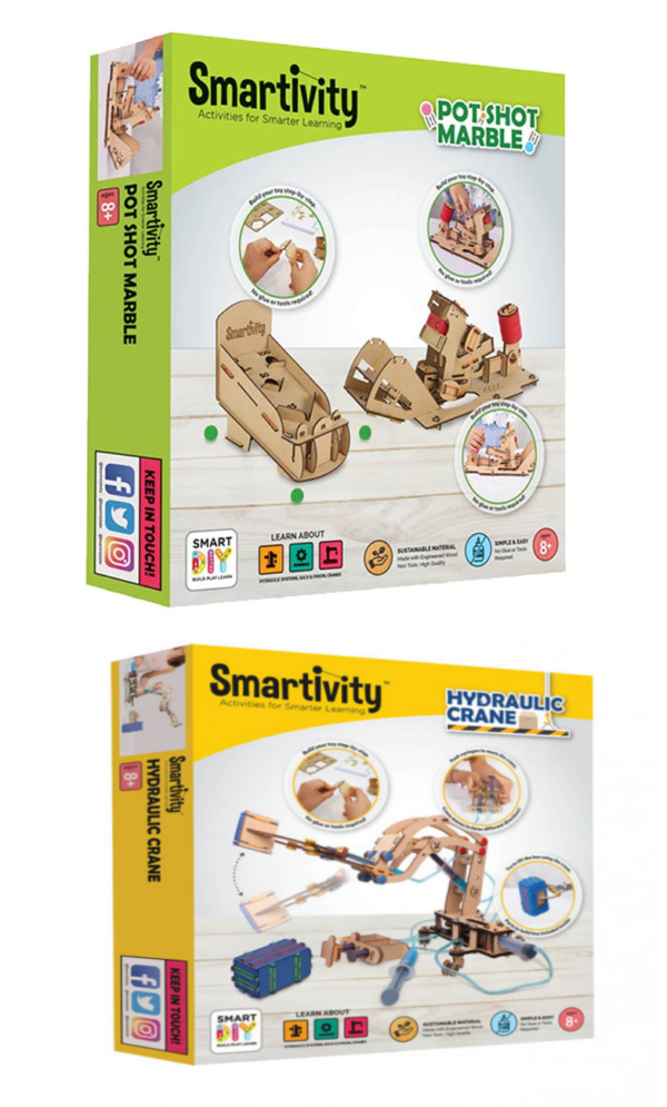 Creative Kids Voucher STEM Kits