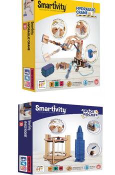 Creative Kids Voucher Science STEM Pack: Smartivity