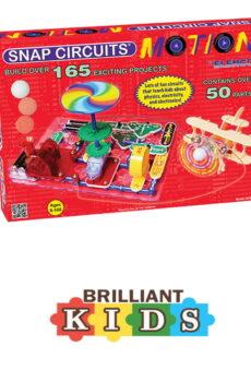 Creative Kids STEM Science Kit - Snap Circuit Motion