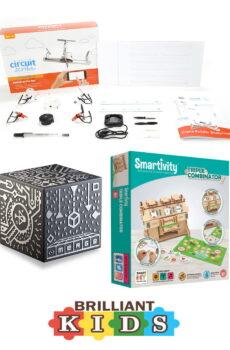 creative kids voucher science kit