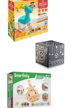 creative kids stem kit from Brilliant Kids Australia