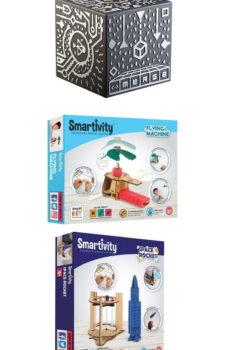 Creative Voucher Stem Kit: Merge Cube and Smartivity Pack