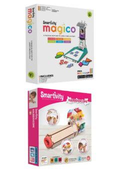 Creative Kids Voucher STEM Kit: Smartivity