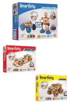 Creative Voucher STEM Kids: Smartivity Triple Pack