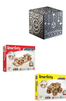 creative kids voucher science pack. Smaritivity and Merge Cube