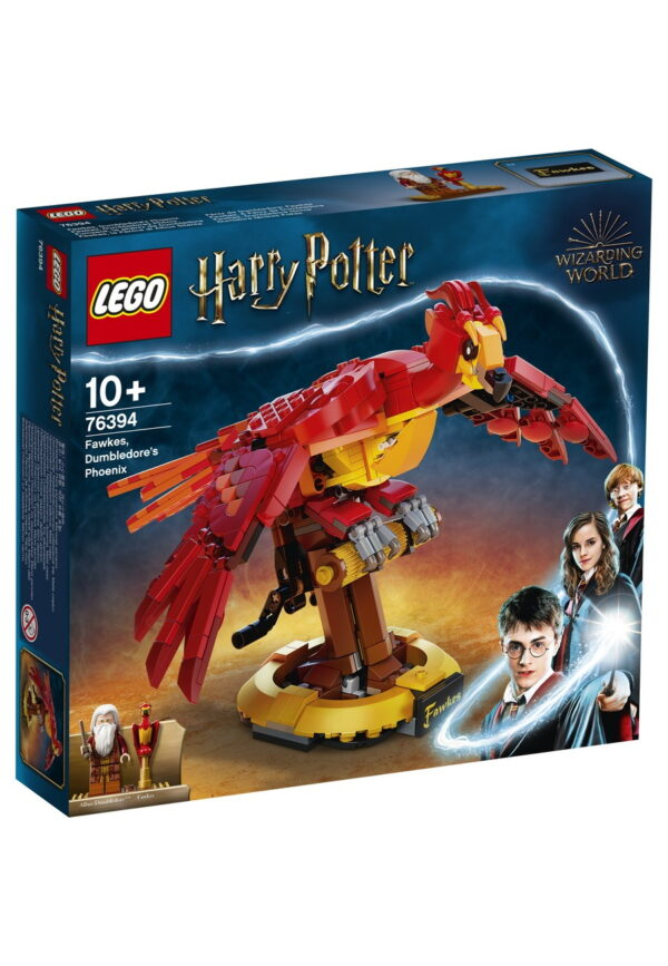 creative kids voucher lego kit: Harry Potter Dumbledore Phoenix