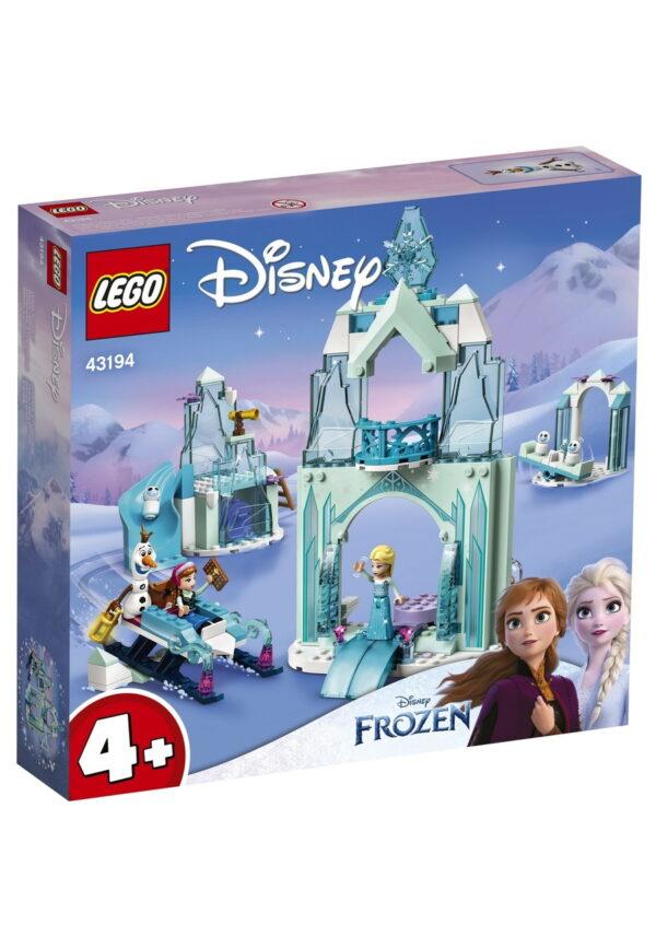 creative kids voucher lego kit: frozen wonderland