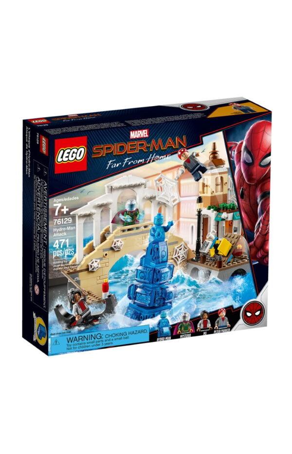 creative voucher lego pack. Lego Spiderman