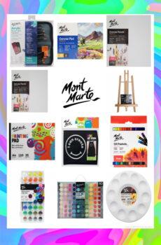 creative kids voucher art pack: Paint Galore